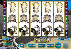 Play Gladiator's Gold Slots now!