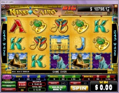 King of Cairo Slots